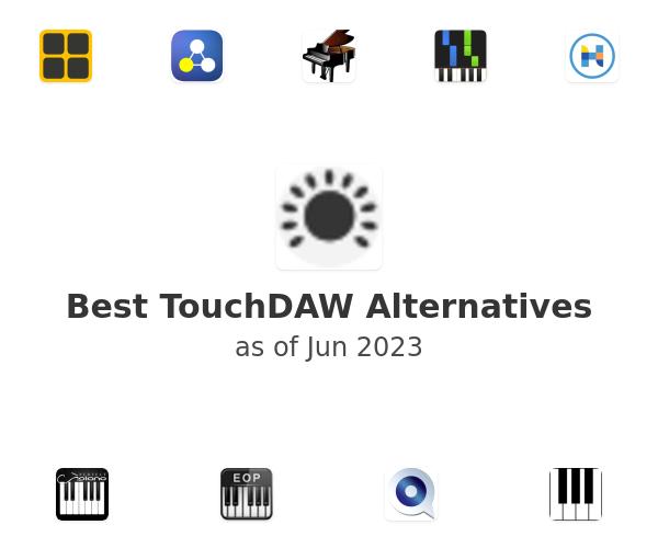 Best TouchDAW Alternatives