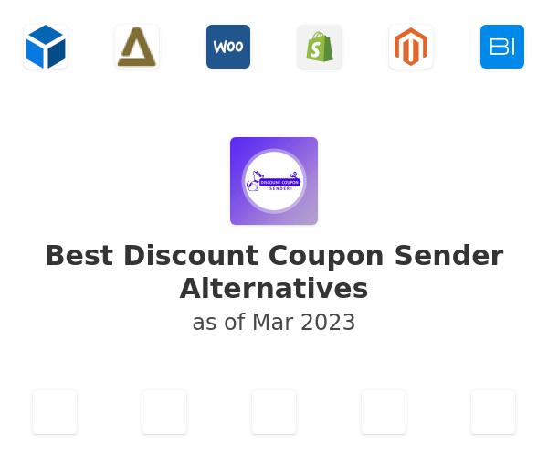 Best Discount Coupon Sender Alternatives