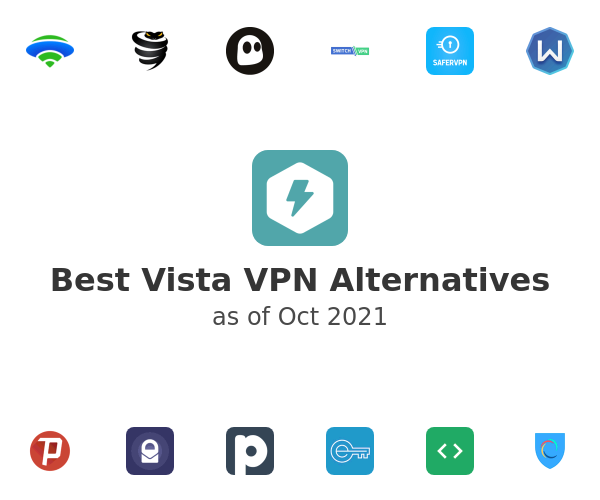 Best Vista VPN Alternatives