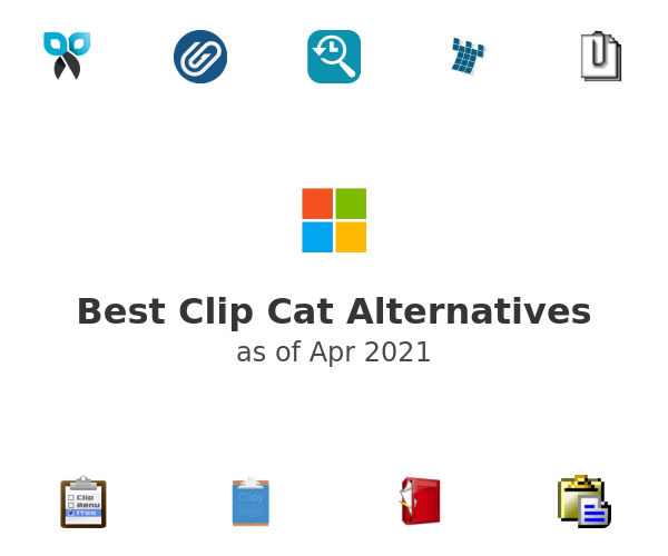 Best Clip Cat Alternatives