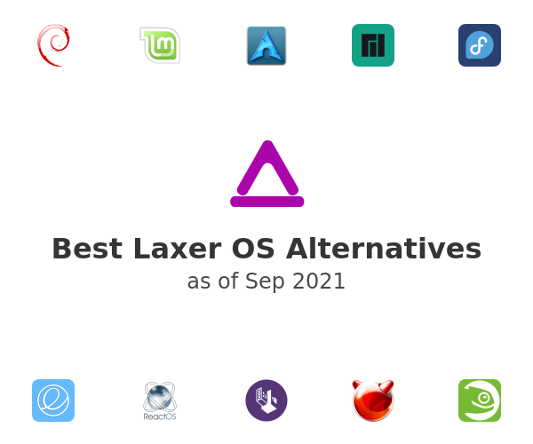 Best Laxer OS Alternatives