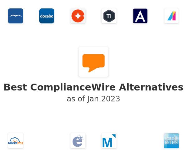 Best ComplianceWire Alternatives