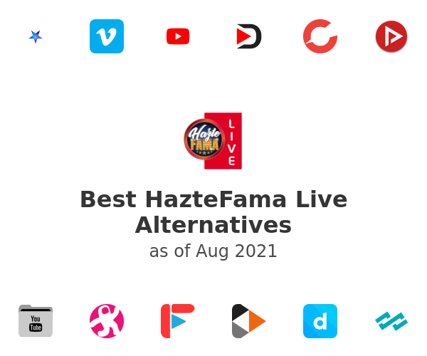 Best HazteFama Live Alternatives