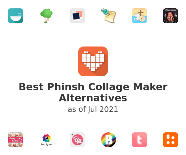 Best Phinsh Collage Maker Alternatives