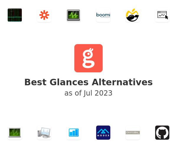 Best Glances Alternatives