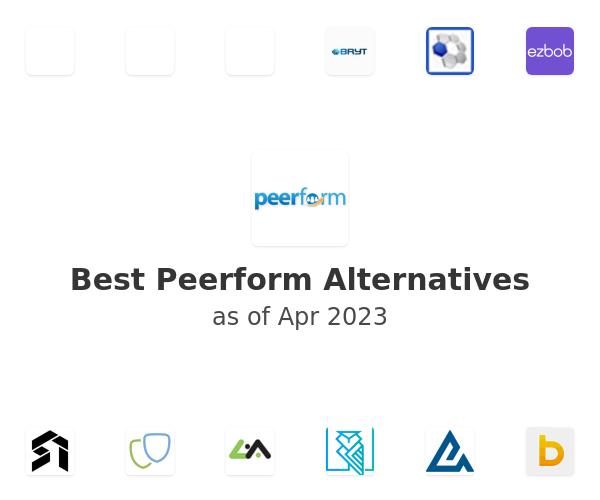 Best Peerform Alternatives