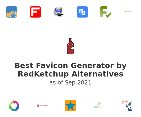 Best Favicon Generator by RedKetchup Alternatives