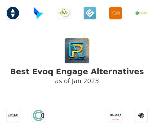 Best Evoq Engage Alternatives