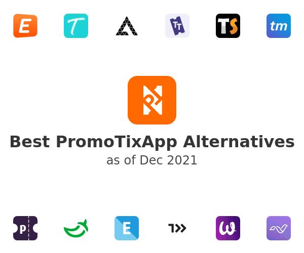 Best PromoTixApp Alternatives
