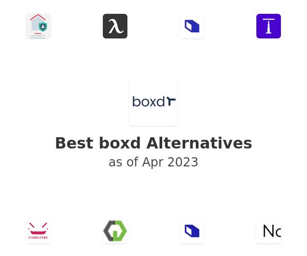 Best boxd Alternatives