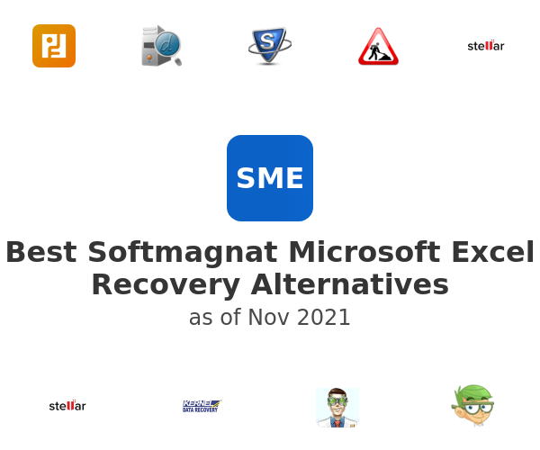 Best Softmagnat Microsoft Excel Recovery Alternatives