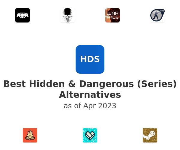 Best Hidden & Dangerous (Series) Alternatives