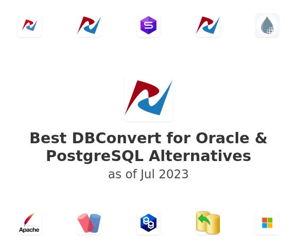 Best DBConvert for Oracle & PostgreSQL Alternatives