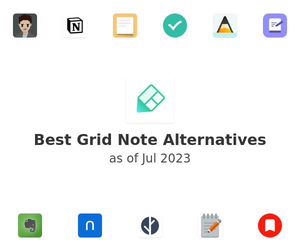 Best Grid Note Alternatives