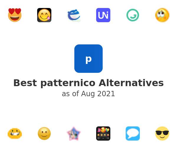 Best patternico Alternatives