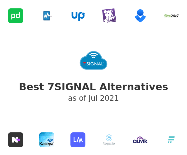 Best 7SIGNAL Alternatives