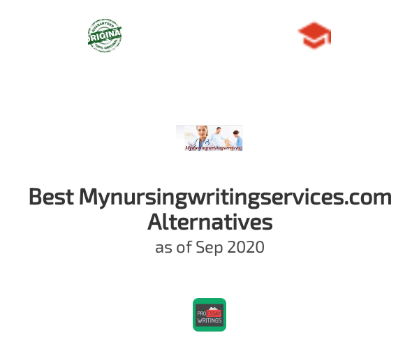 Best Mynursingwritingservices.com Alternatives