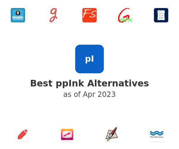 Best ppInk Alternatives