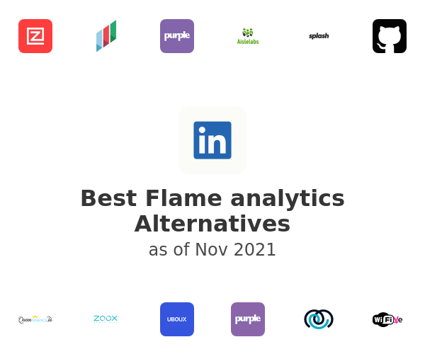 Best Flame analytics Alternatives