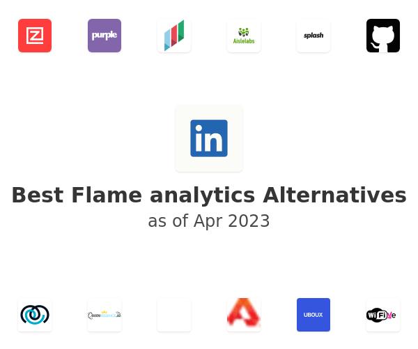 Best Flame analytics Alternatives