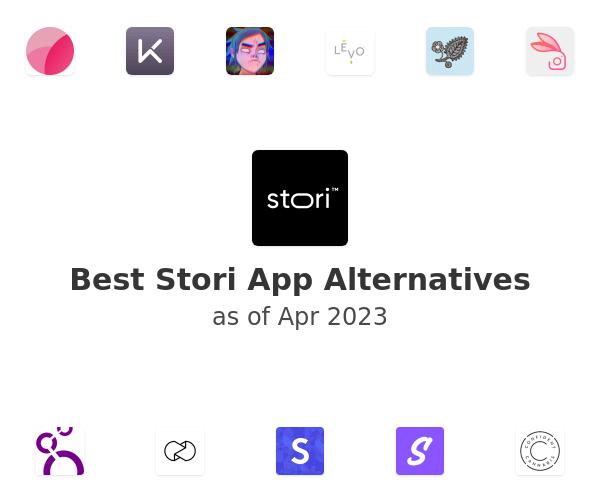 Best Stori App Alternatives