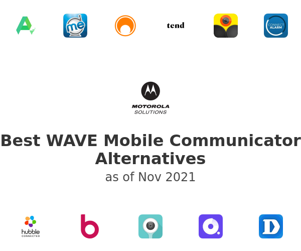 Best WAVE Mobile Communicator Alternatives