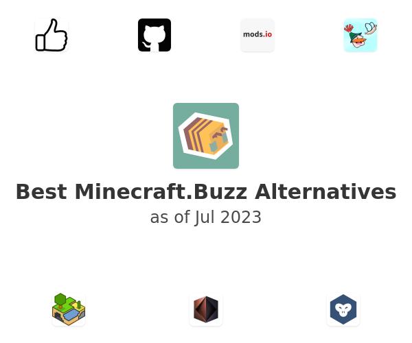 Best Minecraft.Buzz Alternatives