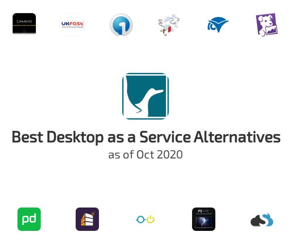 Best Desktop as a Service Alternatives