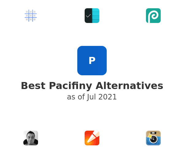 Best Pacifiny Alternatives