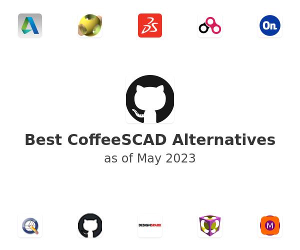 Best CoffeeSCAD Alternatives