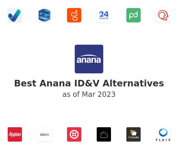 Best Anana ID&V Alternatives
