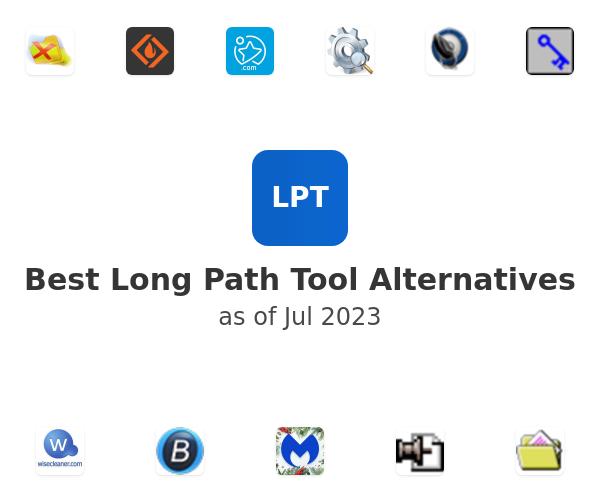 Best Long Path Tool Alternatives
