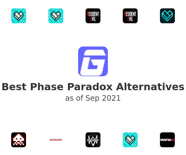 Best Phase Paradox Alternatives