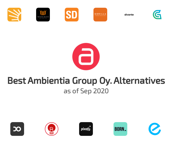Best Ambientia Group Oy. Alternatives