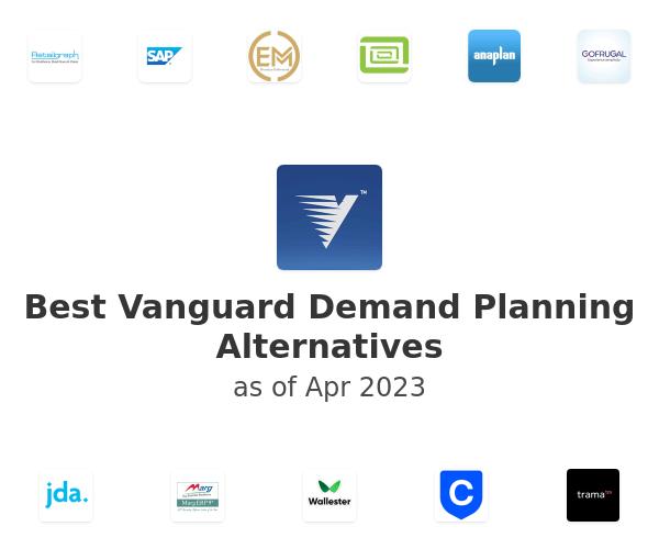 Best Vanguard Demand Planning Alternatives