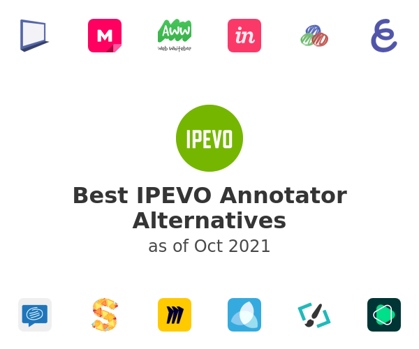 Best IPEVO Annotator Alternatives
