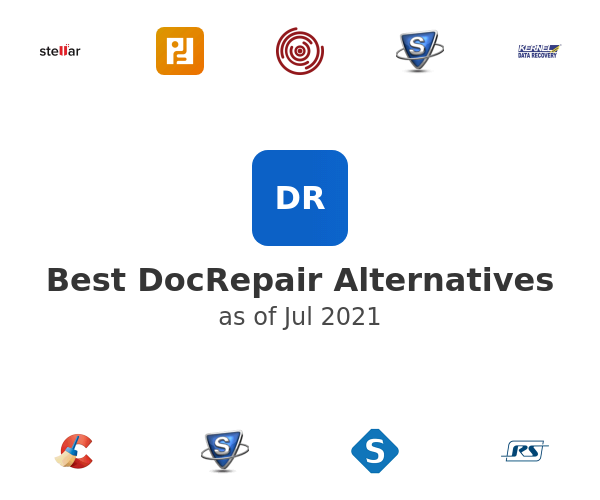 Best DocRepair Alternatives