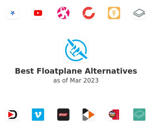 Best Floatplane Alternatives