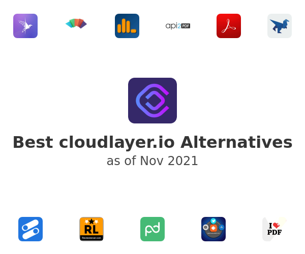 Best cloudlayer.io Alternatives