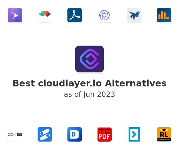 Best cloudlayer.io Alternatives