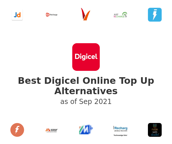 Best Digicel Online Top Up Alternatives