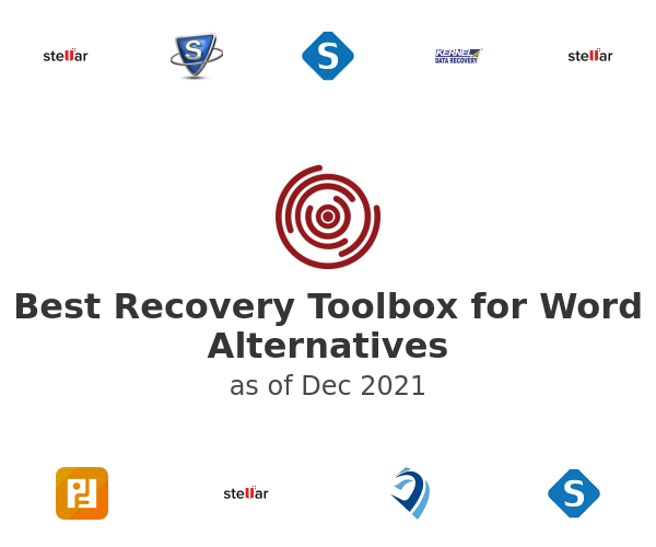 Best Recovery Toolbox for Word Alternatives