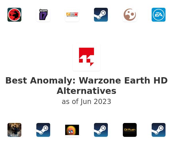 Best Anomaly: Warzone Earth HD Alternatives