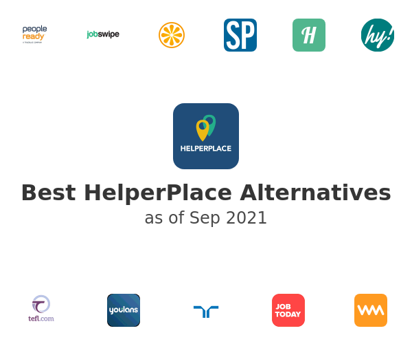 Best HelperPlace Alternatives