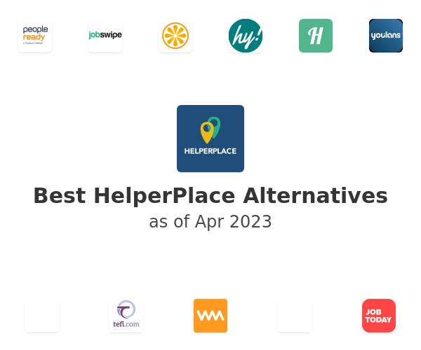 Best HelperPlace Alternatives