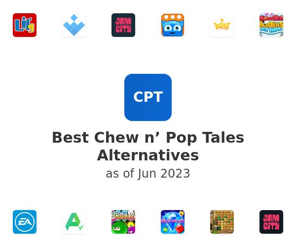Best Chew n' Pop Tales Alternatives