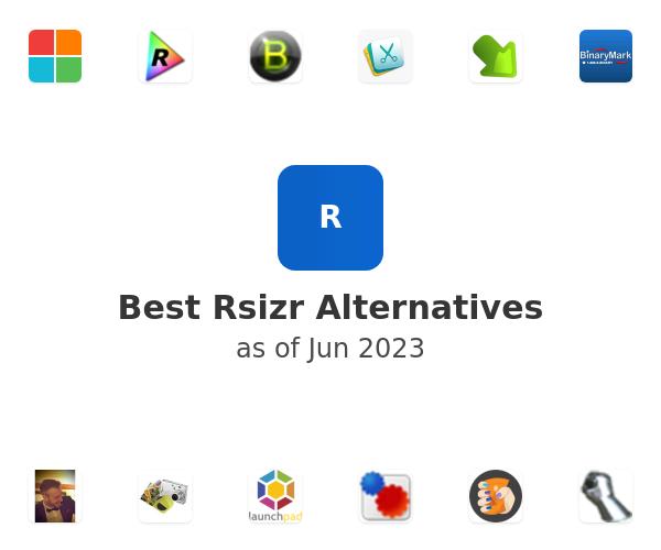 Best Rsizr Alternatives