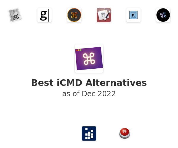 Best iCMD Alternatives