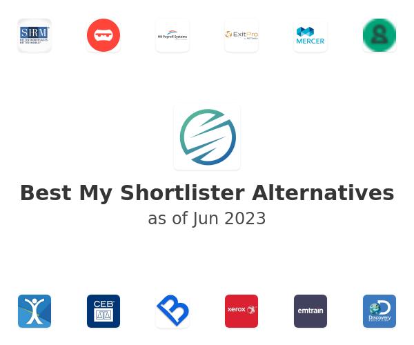 Best My Shortlister Alternatives