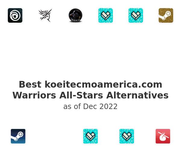 Best Warriors All-Stars Alternatives
